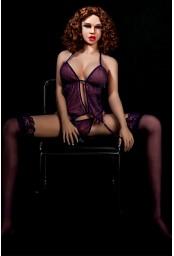 Poupée réaliste Love doll - 165cm - Aline