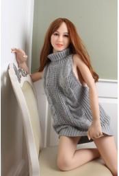 Femme Poupée asiatique moulée TPE 158cm - Julietta