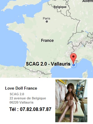 Boutique Love Doll France