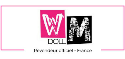 WM DOLL - Revendeur officiel - France